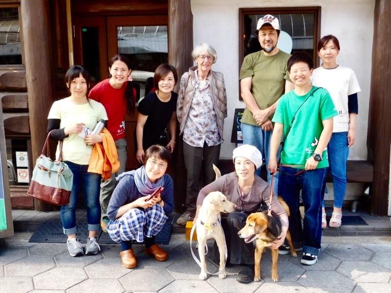来店犬写真 2017/06/10,11