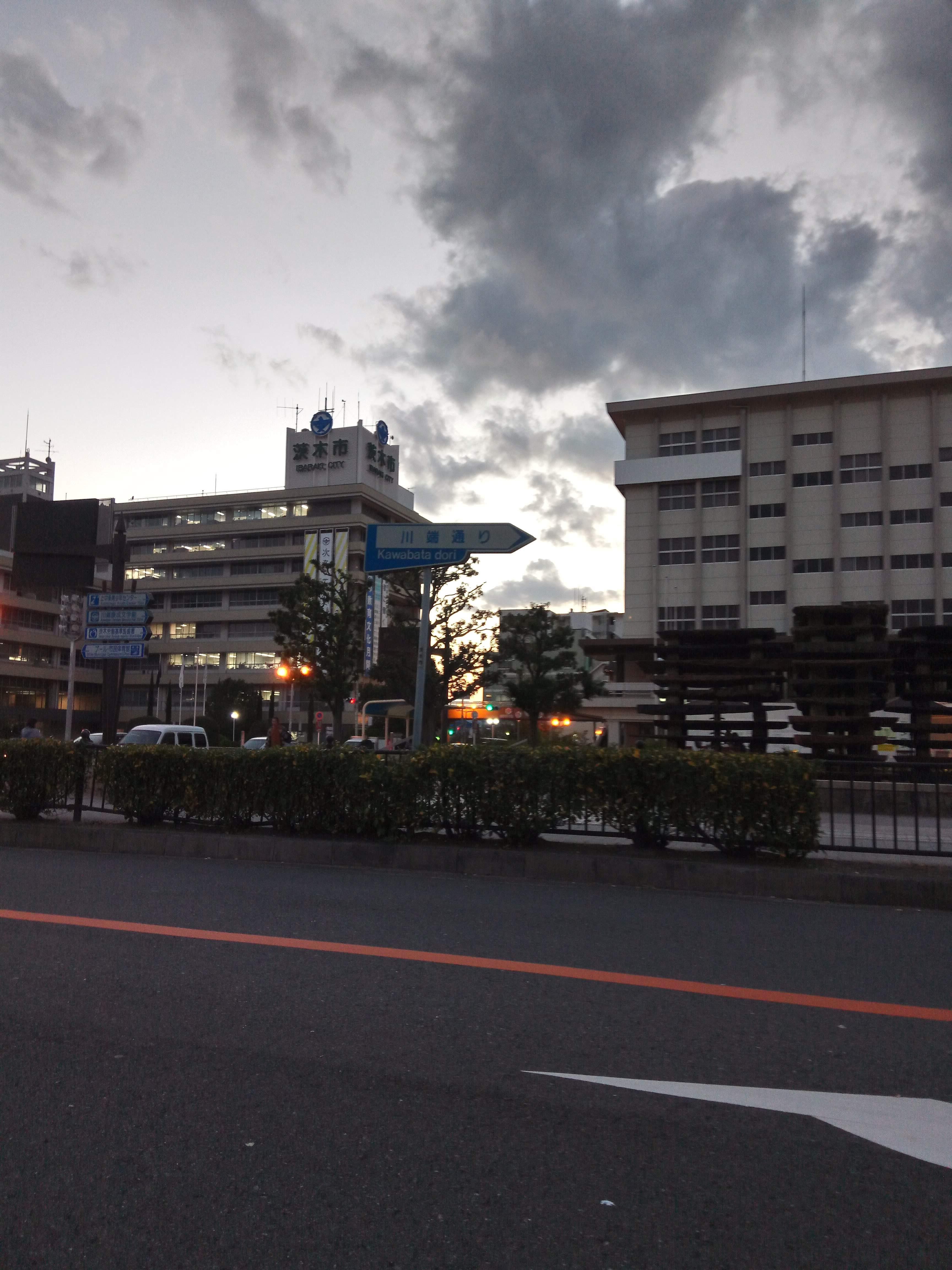 台風21号災害支援(茨木市)5th